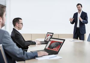 Le client léger mobile en réunion