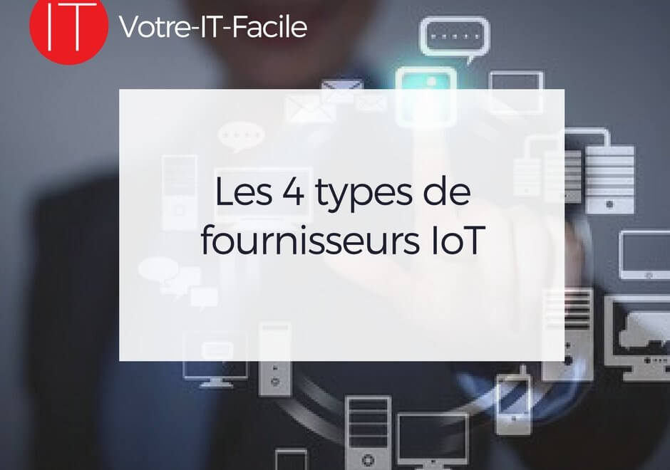fournisseurs IoT