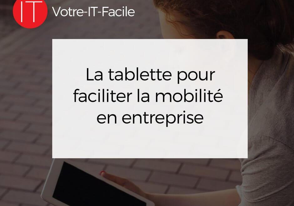 mobilité en entreprise