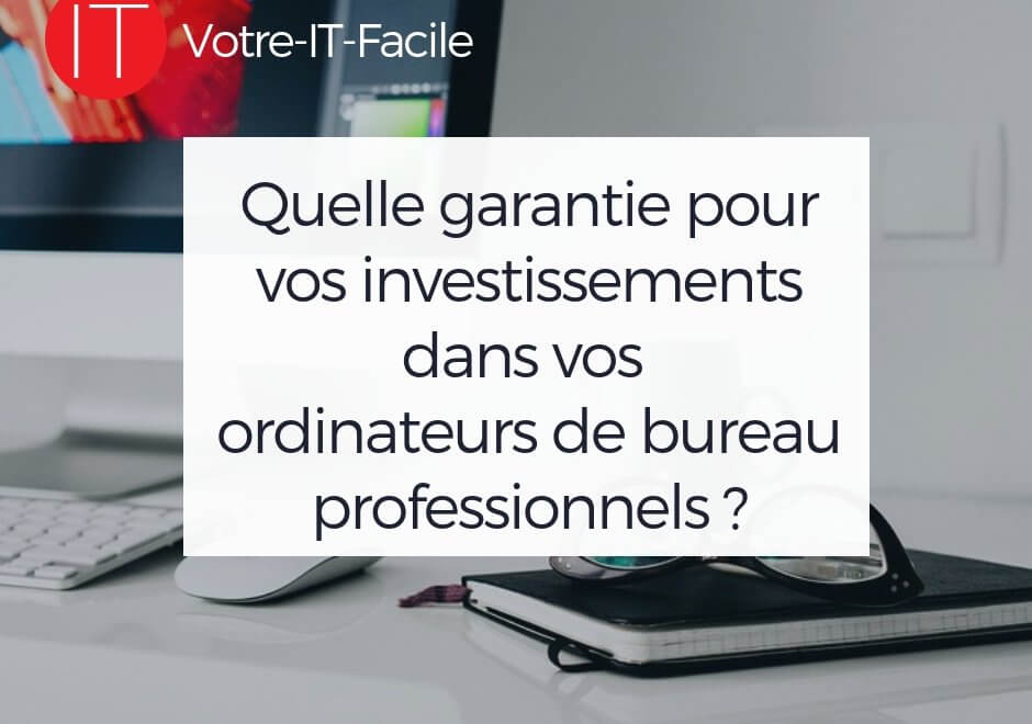 ordinateurs de bureau professionnels