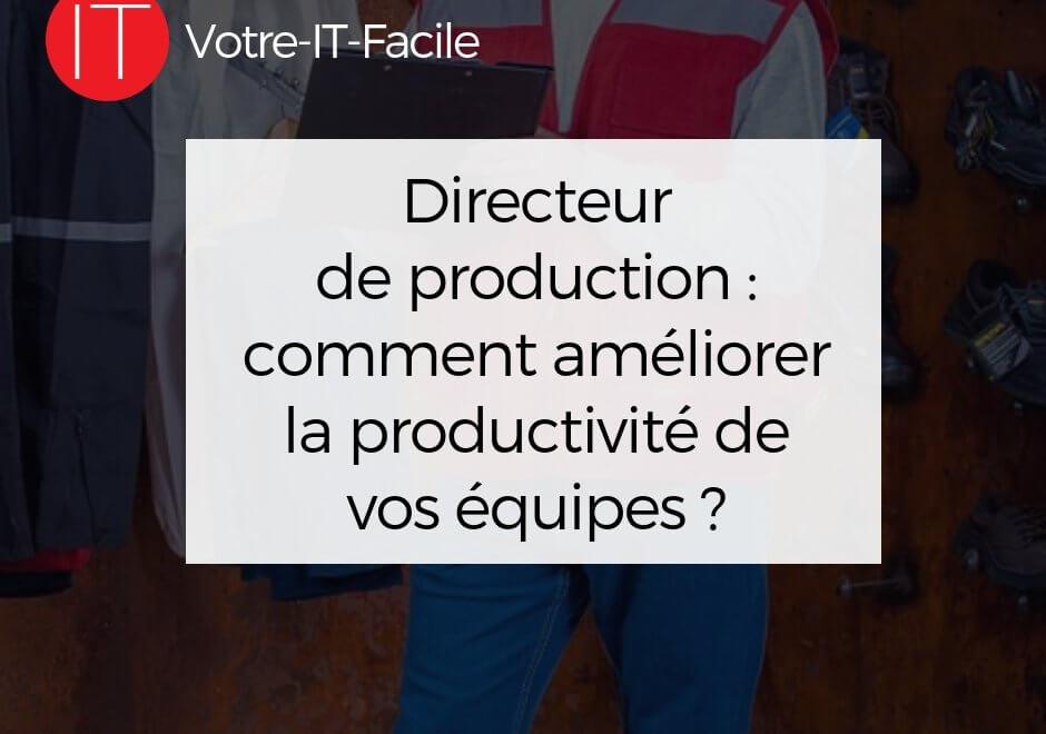 directeur de production