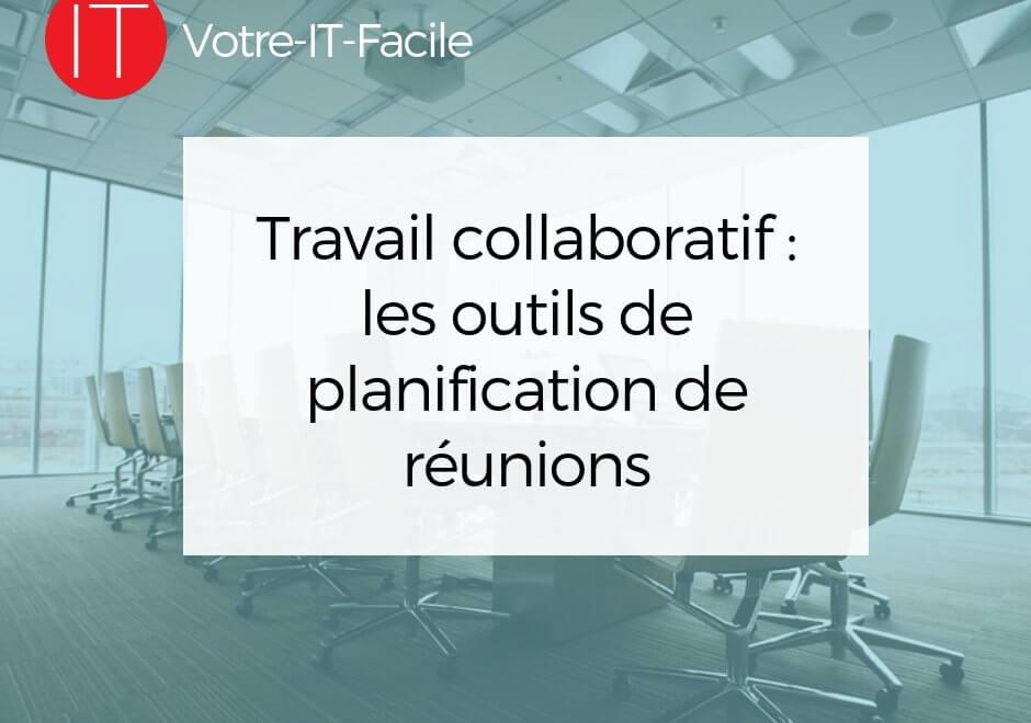 outils de planification de réunions