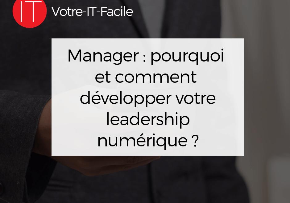 leadership numérique