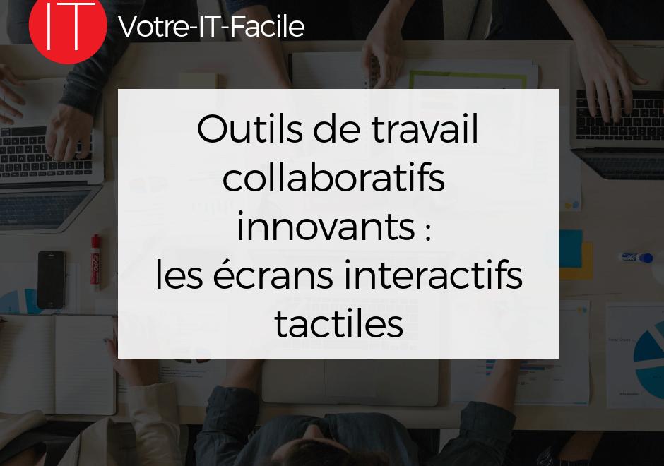 outils de travail collaboratifs innovants