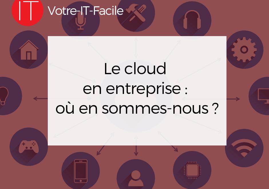 le cloud en entreprise