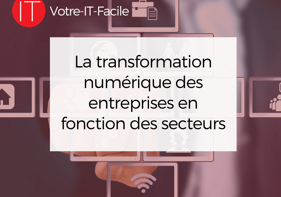 la transformation numérique des entreprises