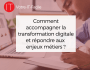 accompagner la transformation digitale
