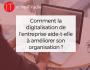 digitalisation de l'entreprise